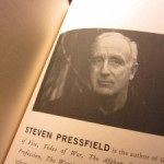 Waging The WAR of ART: An interview with Steven Pressfield