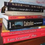 Getting read for homeschool