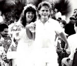 July 23, 1988. Taken by Pamela Fernuik