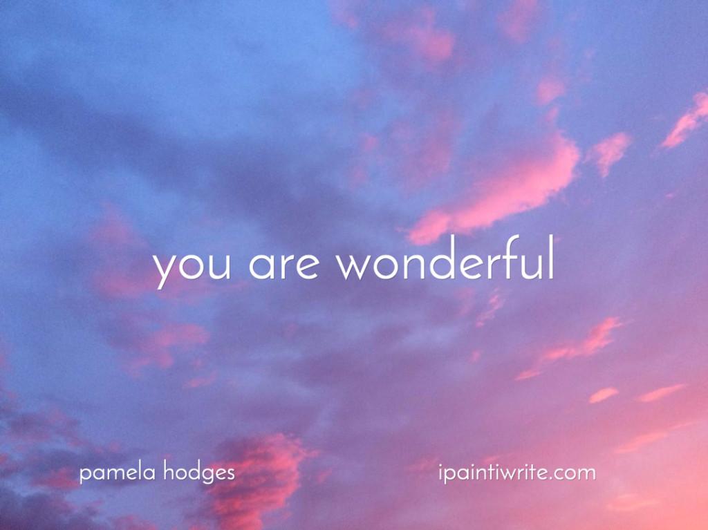 youarewonderful