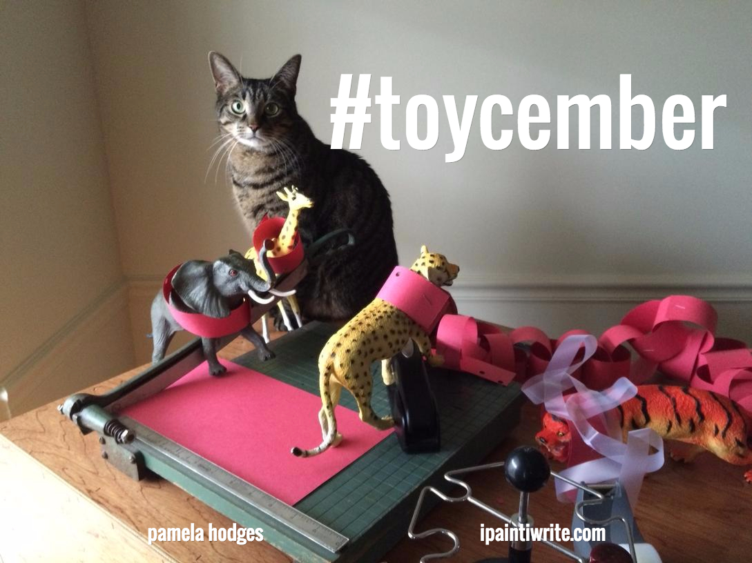 When was the last time you saw magic? Day 2 #toycember