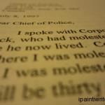 Can I forgive the man who molested me?
