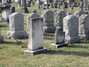 Where is the grave of Carl Schack?