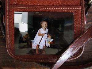 A purse for Piper