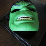 The Incredible Hulk on my computer.