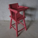 The pink highchair: 1961