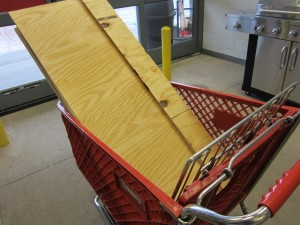 How many boards are in my cart?