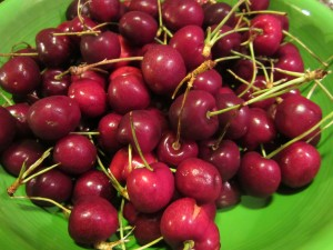 Life is not a bowl of cherries