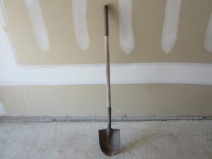 Do you treat yourself like a rusty shovel?