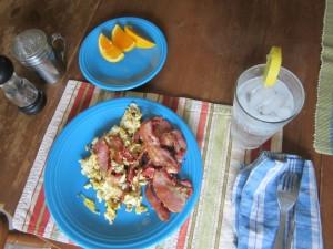Breakfast for Nick