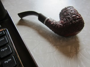 My father's pipe