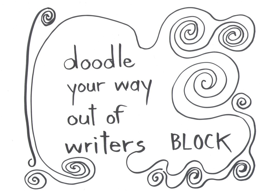 Doodle Your Way Out of Writer's Block